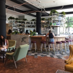 Tending to the Bar: Furniture at the Broadview Hotel Café