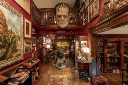 "Getting Ahead of Myself: Looking Forward to a Review of Exhibition Design for the AGO's ""Guillermo del Toro: At Home with Monsters"""