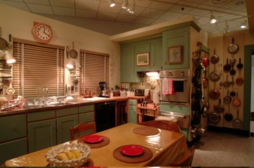 Julia Child Kitchen in Smithsonian Mus Am Hist